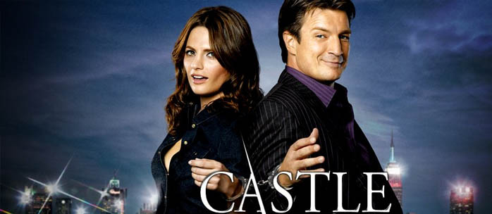 Castle TV Promoshot