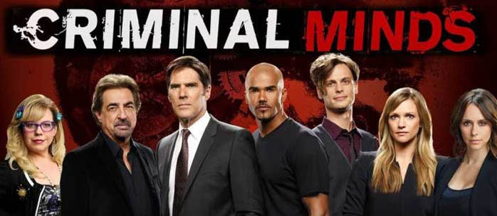 Criminal Minds TV Promo Shot
