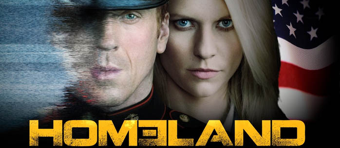 Homeland TV Promo Shot