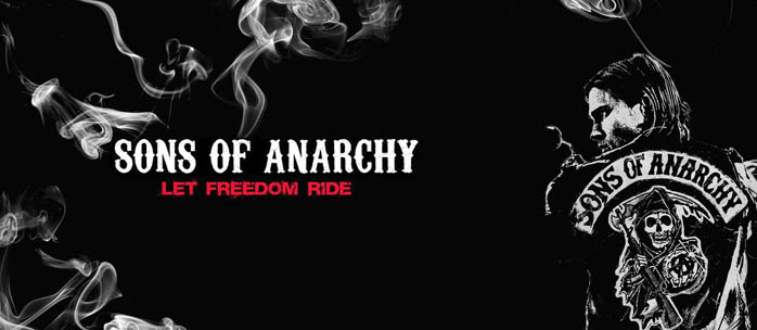 Sons of Anarchy TV Promo Shot