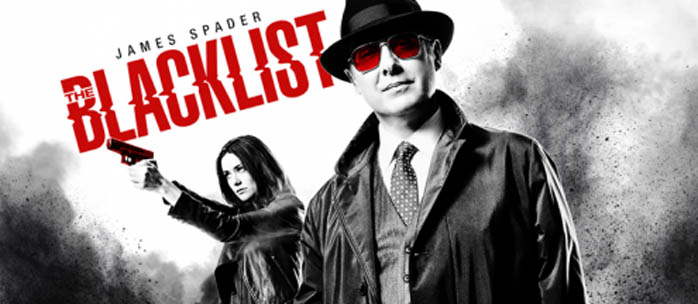 The Blacklist TV Promo Shot