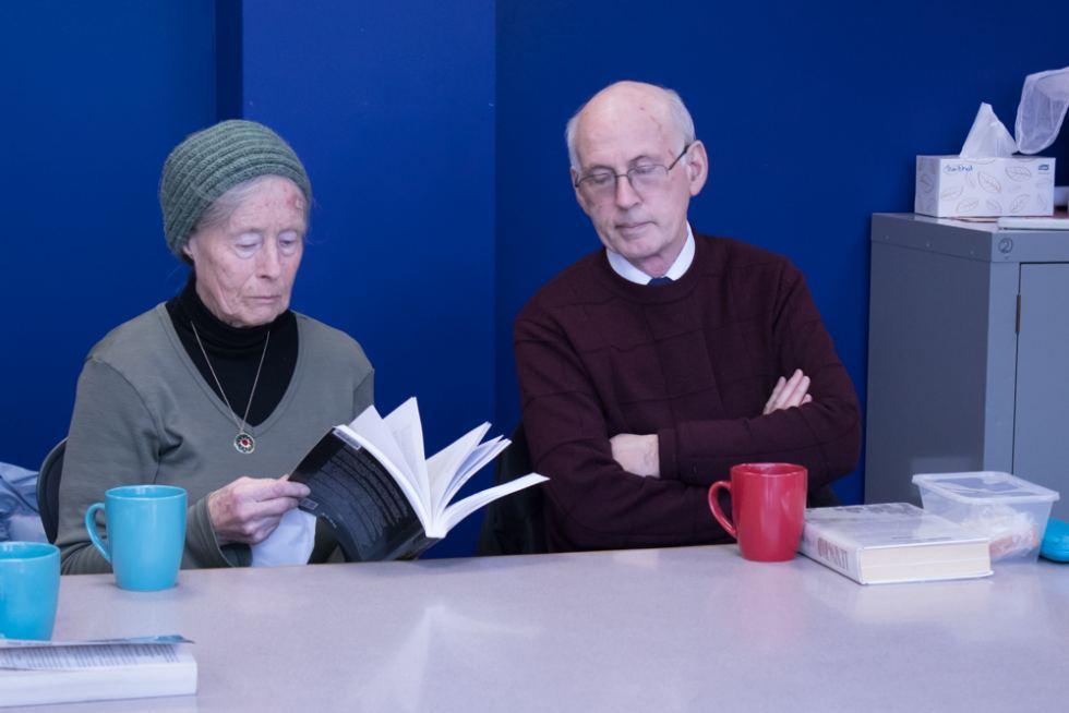 Book Chat Members