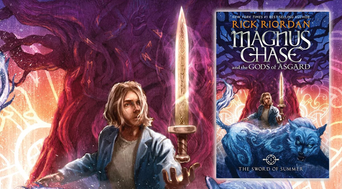 Teen Picks Image - Magnus Chase