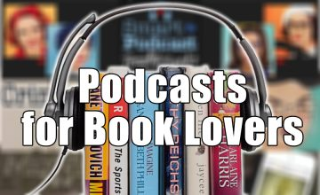 Podcasts for Book Lovers Header Imager