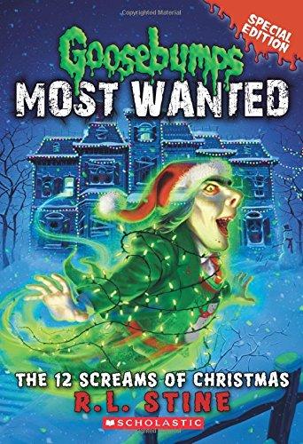 Kids Christmas list item - 10 screams of xmas