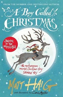 Kids Christmas list item - A boy called xmas