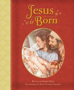 Kids Christmas list item - Jesus is born