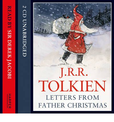 Kids Christmas list item - Letters from Father Christmas