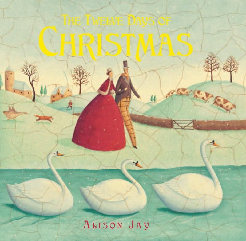 Kids Christmas list item - 12 days xmas
