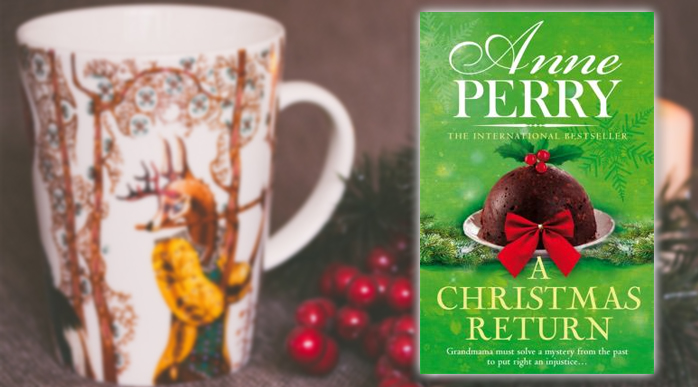 A Christmas Return Book Cover