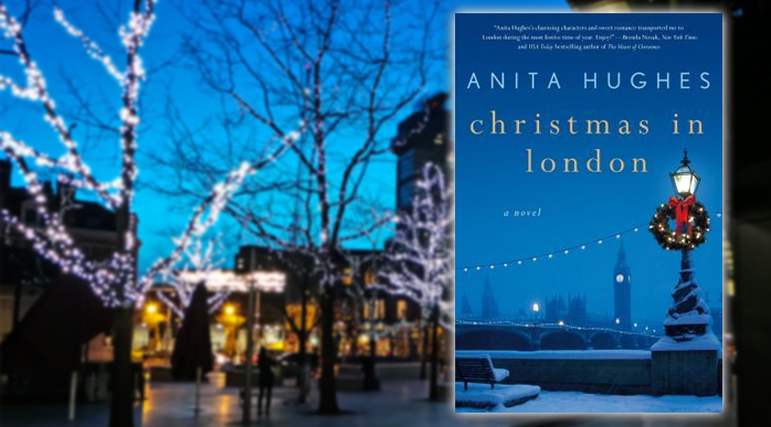 Christmas in London Book Cover