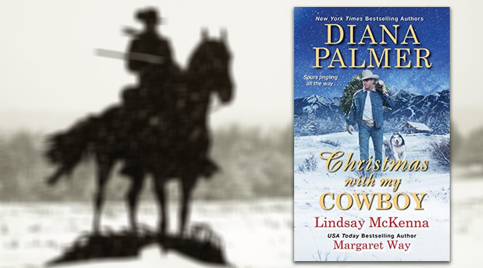 Christmas with my Cowboy Book Cover