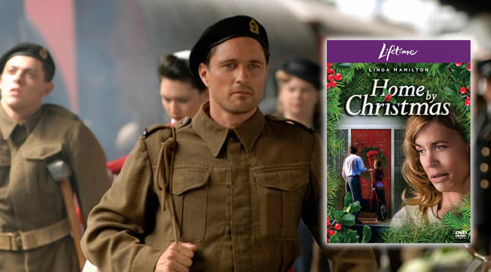 Home for Christmas DVD cover