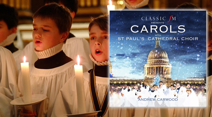 Xmas Item Image - St Pauls CD