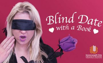 Blind Date with a book Image Header
