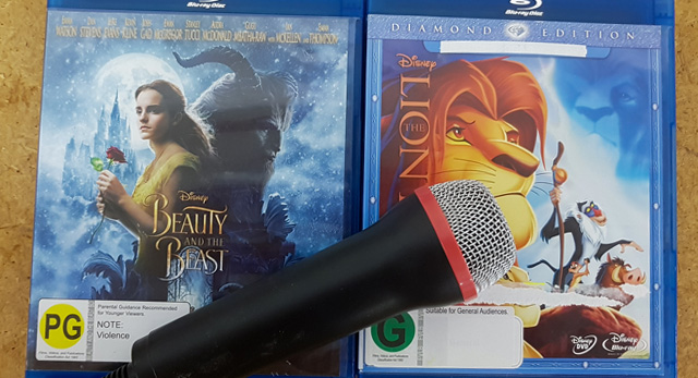 Musicals on Blu Ray