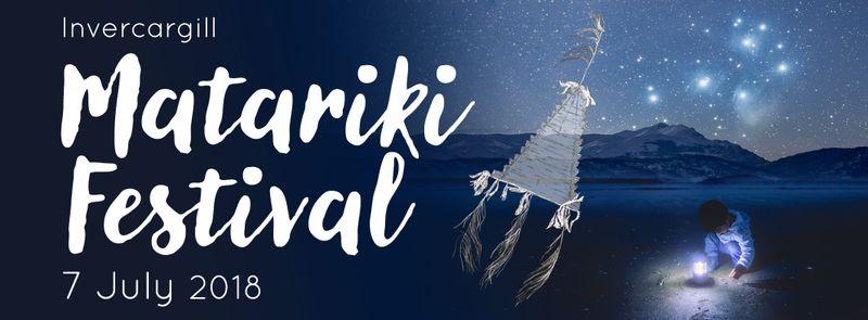 Matariki Festival Header Image
