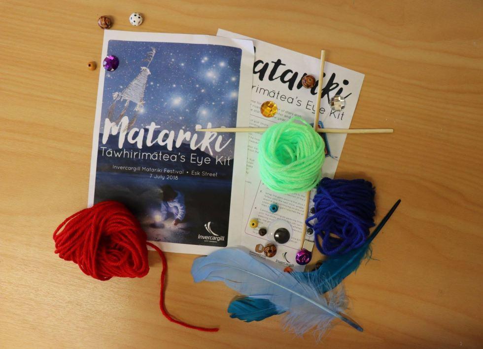 Tawhirimatea's Eye Kits