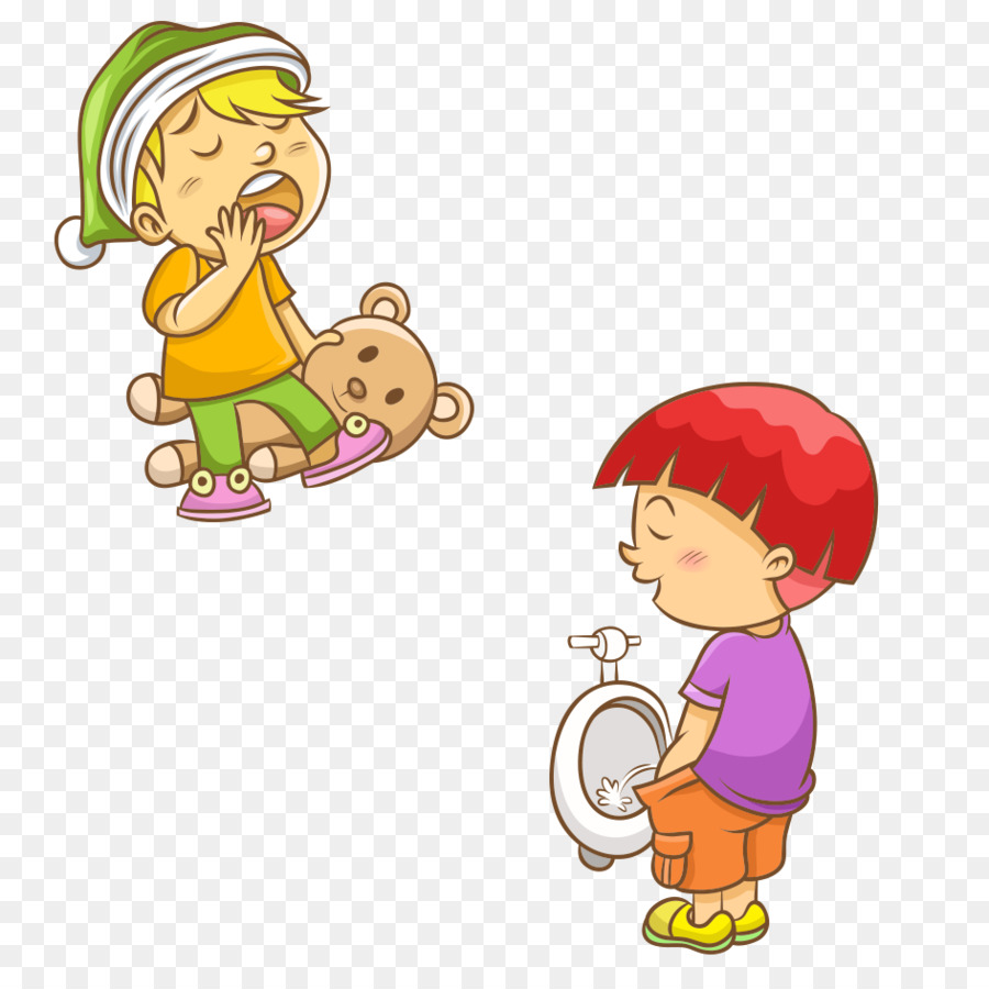 Kisspng cartoon. Child sleep clip art