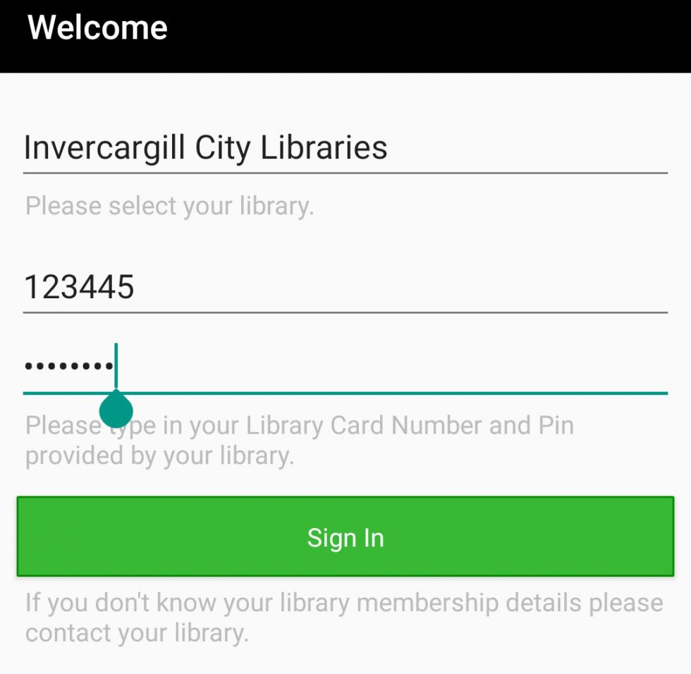 BorrowBox for Smart Devices - Invercargill City Libraries